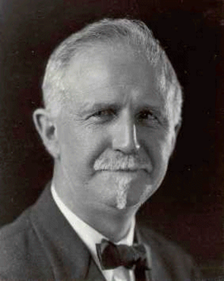 Dr Alan Hall Andrews